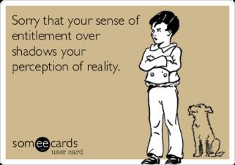 entitlement